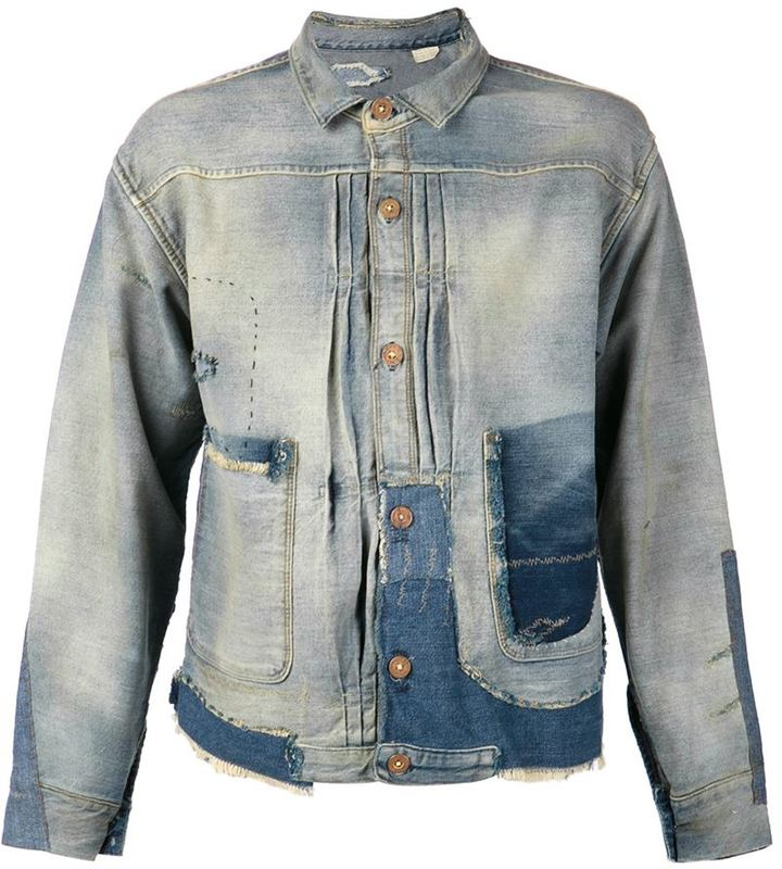 Levi's Vintage Clothing Denim Jacket | Where to buy & how to wear