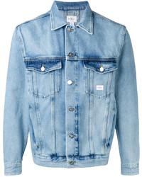 Calvin Klein Jeans Washed Denim Jacket