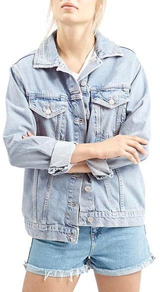 Topshop wester jeansjacke