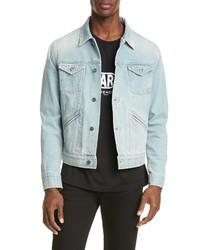 Givenchy Y Denim Trucker Jacket