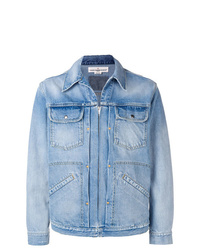 Golden Goose Deluxe Brand Zip Up Denim Jacket