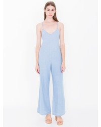 Light Blue Denim Jumpsuits for Women | Women's Fashion