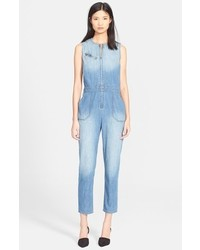 Current/Elliott The Flight Jean Jumpsuit