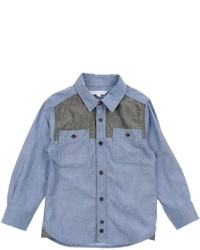 Little Marc Jacobs Denim Shirts