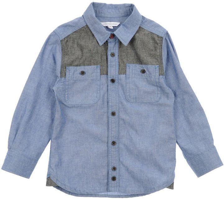Little Marc Jacobs Denim Shirts