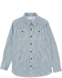 Stella McCartney Kids Denim Shirts