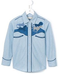 Stella McCartney Kids Dallas Denim Shirt