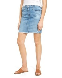 Ag erin denim miniskirt medium 4381207