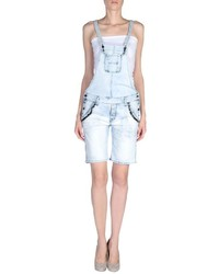 Met in jeans shortalls medium 432494