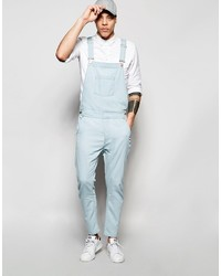 huippumuoti Uutuudet lenkkarit halpaa Light Blue Denim Overalls for Men | Men's Fashion ...