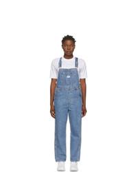 Levis Blue Denim Vintage Overalls