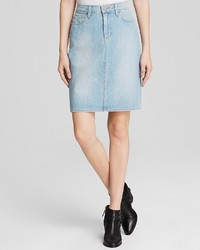 Paige Denim Skirt Deidre