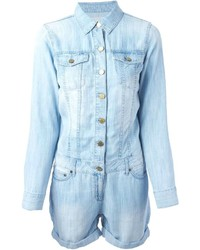 MICHAEL Michael Kors Michl Michl Kors Denim Playsuit