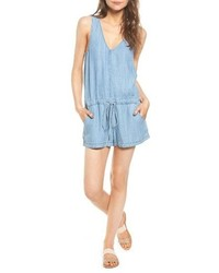 Rails Parker Denim Romper