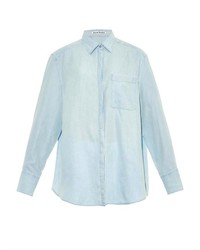 Acne Studios Addie Denim Shirt
