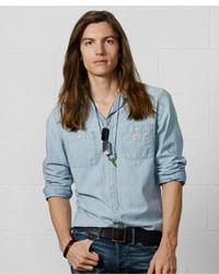 Denim & Supply Ralph Lauren Chambray Shirt