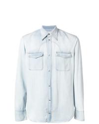 Maison Margiela Classic Denim Shirt