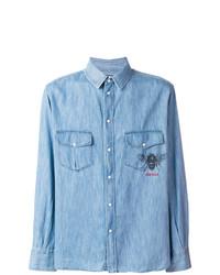 Gucci Classic Denim Shirt