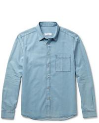 Classic western denim shirt medium 573989