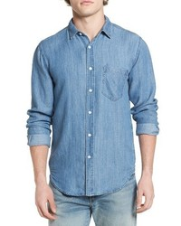 Colton denim shirt medium 3730282