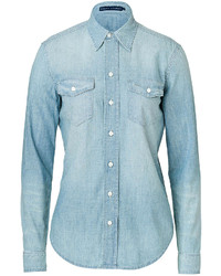 Polo Ralph Lauren Cotton Denim Work Shirt