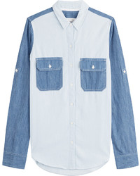 Rag & Bone Cotton Utility Shirt