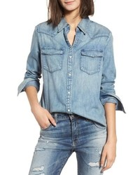AG Deanna Denim Shirt