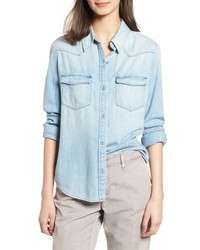 Deanna denim shirt medium 8752411