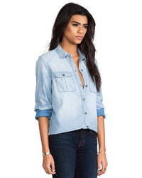 Paige Denim Aria Shirt
