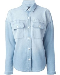 Denim shirt medium 397490