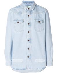 Denim shirt medium 4977601