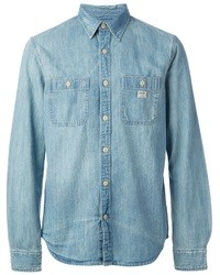 Denim & Supply Ralph Lauren Ralph Lauren Denim Supply Classic Denim Shirt
