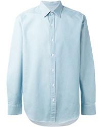 Denim twill shirt medium 5143660