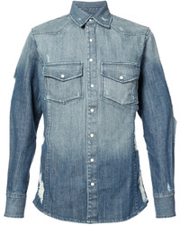Hawriver denim shirt medium 5243963