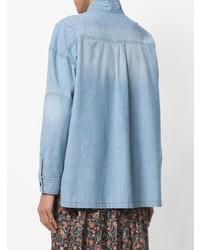 Isabel Marant Etoile Isabel Marant Toile Louise Chambray Shirt