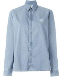 Kenzo Denim Shirt