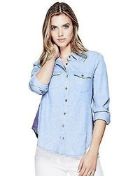 GUESS Ladia Denim Shirt
