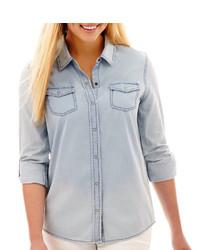 Arizona Long Sleeve Denim Shirt