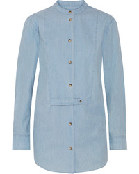 Equipment Mandel Denim Shirt