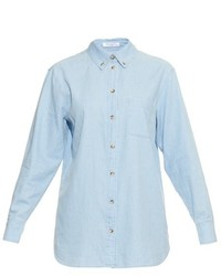 Equipment Margaux Denim Shirt