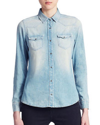 Mavi Jeans Mavi Denim Shirt