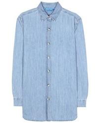 MiH Jeans Mih Jeans Loose Denim Shirt