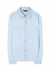 A.P.C. Nancy Denim Shirt