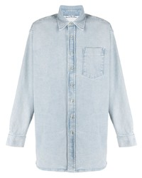 Acne Studios Oversized Denim Shirt