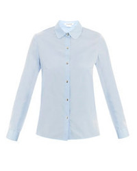 Popper Button Shirt