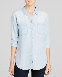 Rails Shirt Carter Polka Dot Chambray