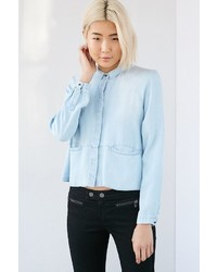 BDG Sidney Button Down Pocket Shirt