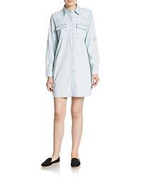 Current/Elliott Lily Denim Shirtdress