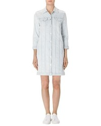Denim shirtdress medium 4354352