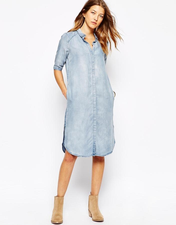 ... Vero Moda Shirt Dress ...